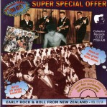 CD-2 - VA - Early Rock & Roll From New Zealand Volume 13 & 14