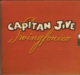 CD - Capitan Jive - Swingfornico
