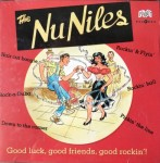 CD - Nu Niles - Good Luck, Good Friends, Good Rockin