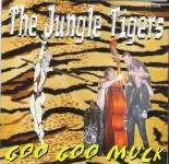 CD - Jungle Tigers - Goo Goo Muck