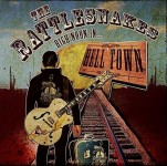 CD - Rattlesnakes - High Noon In Hell Town