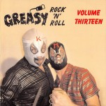 CD - VA - Greasy Rock And Roll Vol. 13