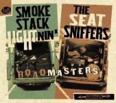 CD - Smokestack Lightnin' / Seatsniffers - Roadmasters