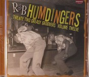 CD - VA - R&B Humdingers Vol. 12