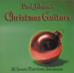 CD - Paul Johnson - Christmas Guitars
