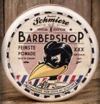 Hair Grease - Schmiere - Barbershop Steve McScissors (Strong)