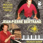 CD - Jean-Pierre Bertrand - and The Real Boogie Woogie