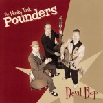 CD - Honky Tonk Pounders - Devil Bop