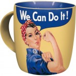 Tasse - We Can Do It!