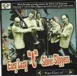 10inch - Easy Lazy C - Silver Slippers