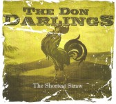 CD - Don Darlings - The Shortest Straw