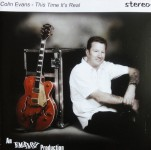 CD - Colin Evans - This Time It's Real