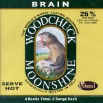 CD - Woodchuck Moonshine - Vol. 1