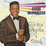 CD - Clyde McPhatter - Rockin Rhythm And Soul