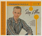 CD - Ray Allen - Personally