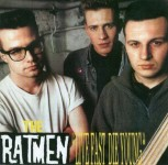 CD - Ratmen - Live Fast, Die Young