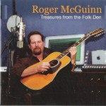CD - Roger MC Guinn - Treasures From The Folk Den