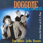 CD - Pepe Ahlqvist & Jarkka Rissanen - Doggone Blues