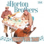 CD - Horton Brothers - Tempo For Two