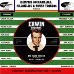CD - VA - Erwin Records Story - Memphis Rockabillies, Hillbillies And Honky Tonkers Vol. 2