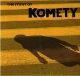 CD - Komety - The Story of Komety