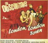 CD - Obscuritones - In... London, London Town
