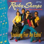 CD - Rocky Sharpe & The Replays - Looking For An Echo: The Best Of