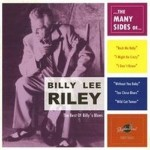 CD - Billy Lee Riley - The Many Sides Of...(Best...