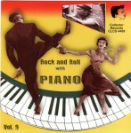 CD - VA - Rock And Roll With Piano Vol. 9