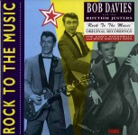 LP - Bob Davies - Rock to the Music
