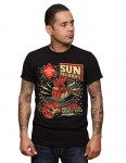 T-shirt Steady - Sun Records Record Hop