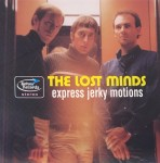 CD - Lost Minds - Express Jerky Motions