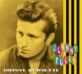 CD - Johnny Burnette - Johnny Rocks