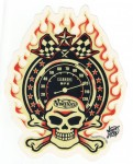 Sticker - Vince Ray - Throttled