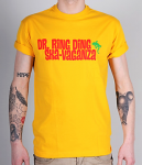 T-Shirt - Ska-Vaganza Tour, yellow