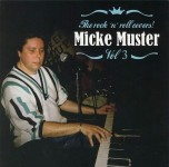 CD - Micke Muster - The Rock'n'Roll Covers Vol. 3