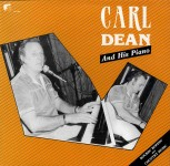 LP - Carl Dean - and his Piano