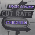 Single - Jack Starr - Chicken, Ufo