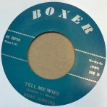 Single - Bobo Jenkins - Nothing But Love / Tell Me Who