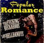 Single - VA - Popular Romance - Los Helldandys / Fucking Buckaroos - Popular Romance (EP)