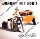 CD - Johnny Hot Rod's - Hot Rod Girls