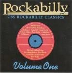 CD - VA - CBS Rockabilly Classics Vol. 1