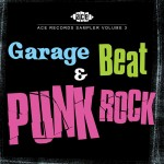 CD - VA - 30th Birthday Sampler-Garage, Beat And Punk Rock
