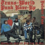 LP - VA - Trans-World Punk Rave-Up Vol. 2