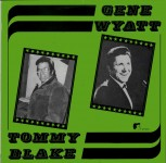 LP - Tommy Blake & Gene Wyatt - self titled