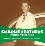 LP - Charlie Feathers - Honky Tonk Kind