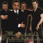 CD - Mezcal Brothers - Next Town