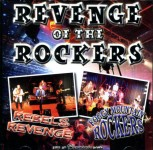 CD - Foggy Mountain Rockers & Rebels Revenge - Revenge of the Ro