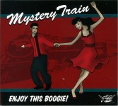 CD - Mystery Train - Enjoy This Boogie