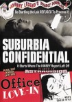 DVD - Johnny Legend's Deadly Doubles Vol. 6: Suburbia Confidential / Office Love-In